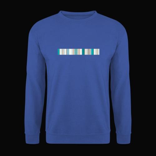 stripes - Sudadera unisex