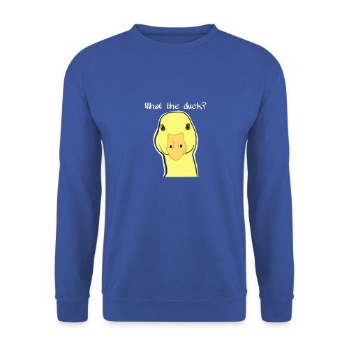 Duck you - Unisex svetaripaita