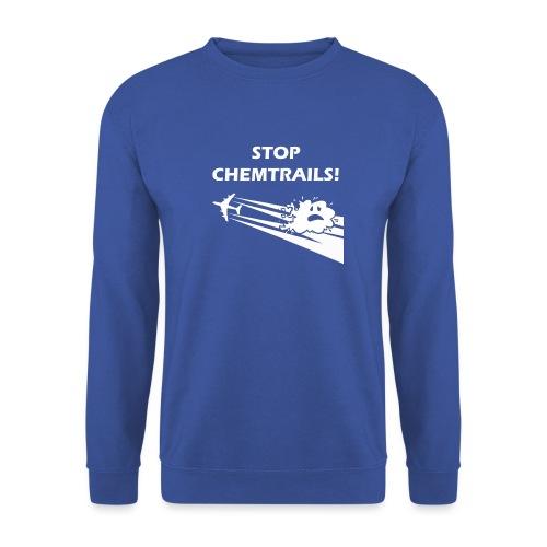 CAMISETA STOPCHEMTRAILS c - Unisex Sweatshirt