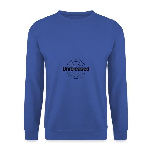 unreleased black - Sweat-shirt Unisexe