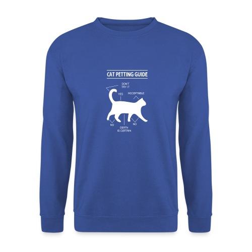 CAT GUIDE - Sweat-shirt Unisexe