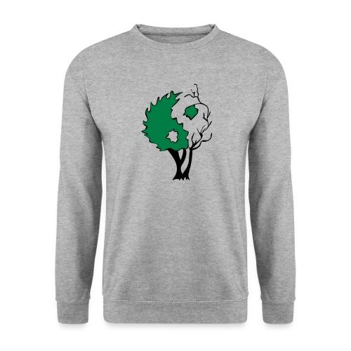 Yin Yang Arbre - Sweat-shirt Unisexe