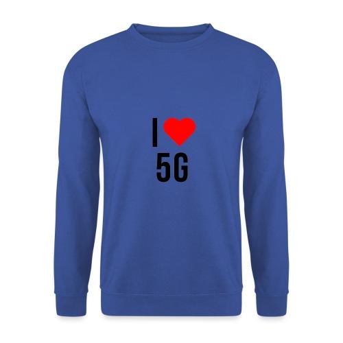 ilove5g - Unisex Pullover