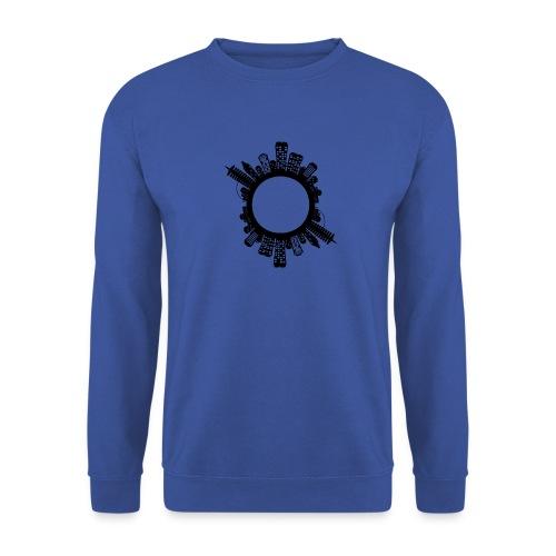 Circle town - Sweat-shirt Unisexe
