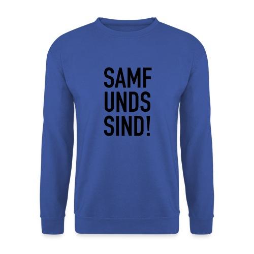 Samfundssind - Unisex sweater