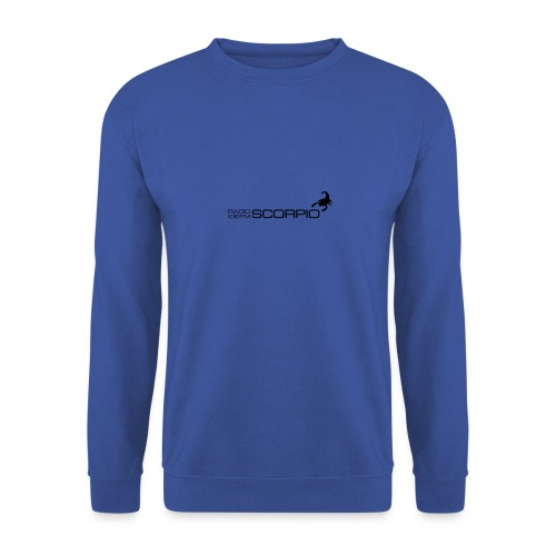 scorpio logo - Unisex sweater