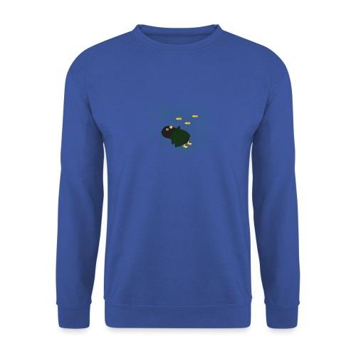 Pingouin Bullet Time - Sweat-shirt Unisexe