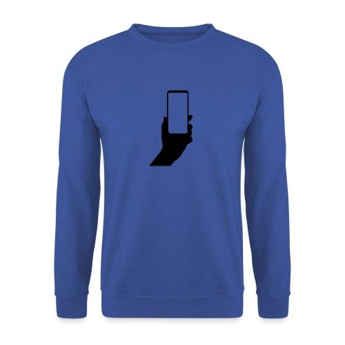 phone - Sweat-shirt Unisexe