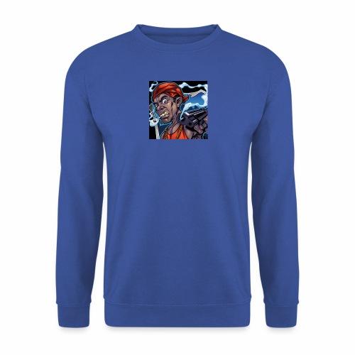 Crooks Graphic thumbnail image - Sweat-shirt Unisexe