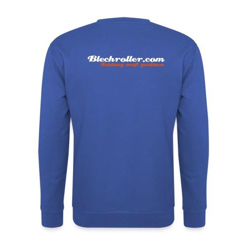 blechroller logo - Unisex Pullover