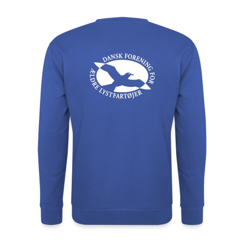 logo vector lille 4cm - Unisex sweater