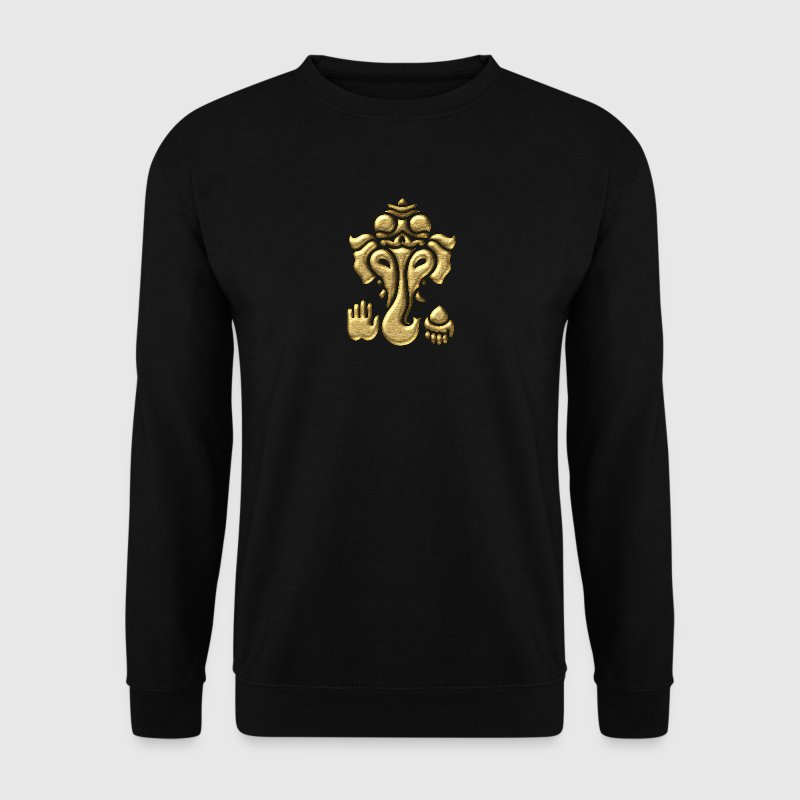 Ganesha - Elephant God - Hinduism, Tantra  - Mannen sweater