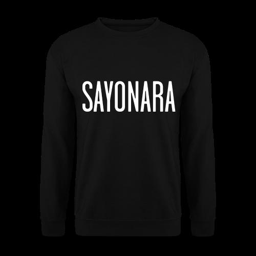 sayonara - Felpa da uomo