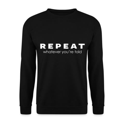 Repeat Jumper - Men's Sweatshirt
