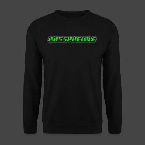 Bassphemie - Neongrün - Männer Pullover