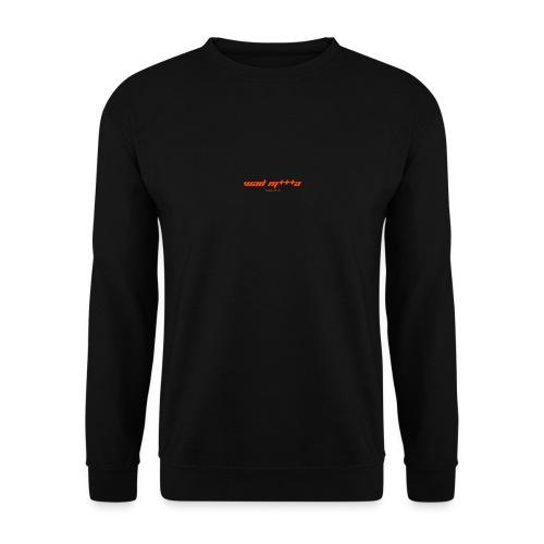 Borra M *** una T-shirt - Felpa da uomo