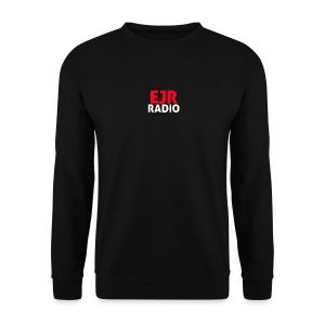 EJR_Words_Logo - Men's Sweatshirt