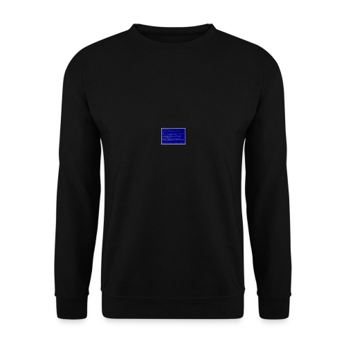 Blue SocialSocial screen - Herre sweater