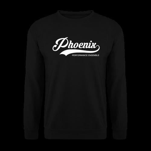 Phoenix Retro White - Männer Pullover