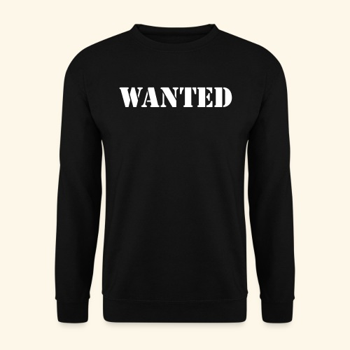 WANTED - Sweat-shirt Homme