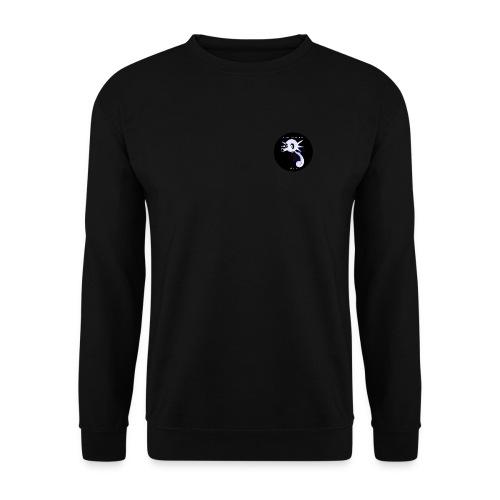 Yung Seepferd logo - Männer Pullover