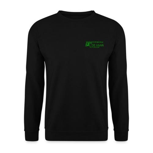 SAH DE HAAN LOGO [groen] - Mannen sweater
