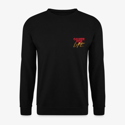 Gamer for Life Tshirts - Men's Sweatshirt