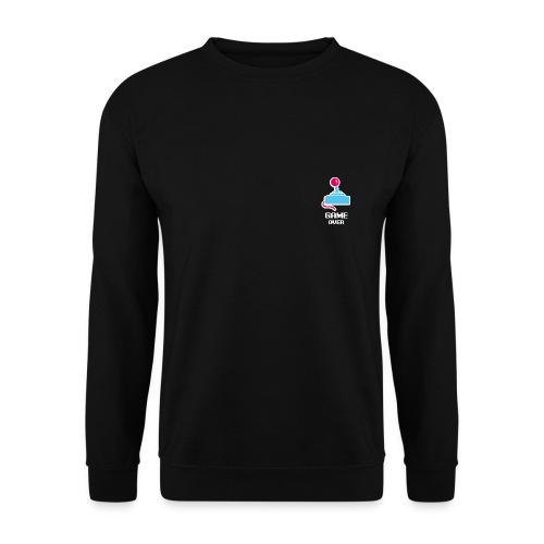 GameoverLogotekst - Mannen sweater