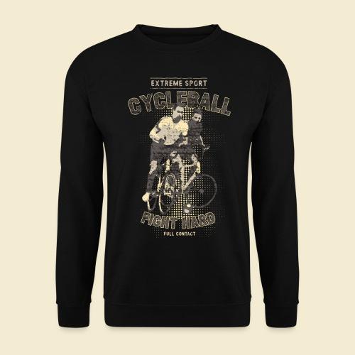 Radball | Fight Hard - Männer Pullover