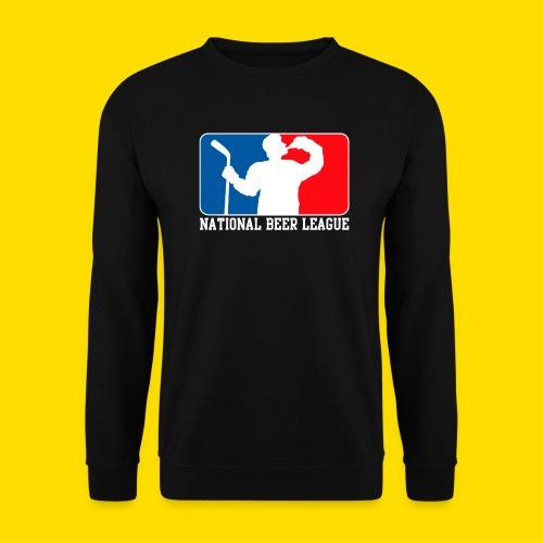 National Beer leauge - Eishockey Fun Shirt - Männer Pullover