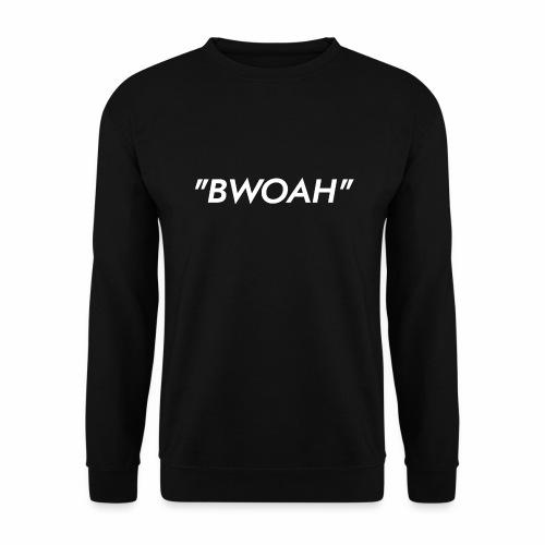 Bwoah - Mannen sweater