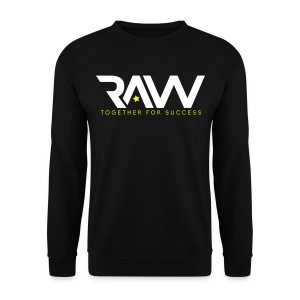 Raw - Sweat-shirt officiel - Homme - Sweat-shirt Homme