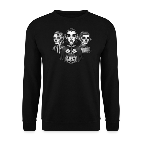 Trick-or-Treat Monsters - Herre sweater