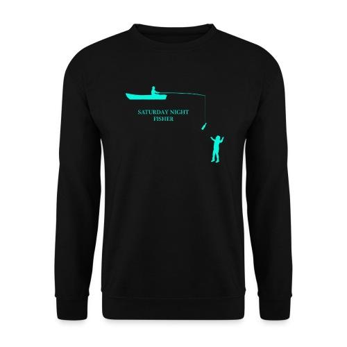 SATURDAY NIGHT FISHER - Sweat-shirt Homme