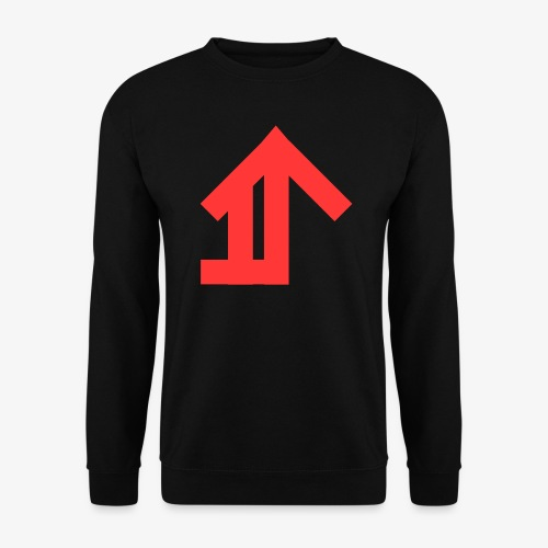 Red Classic Design - Men's Sweatshirt