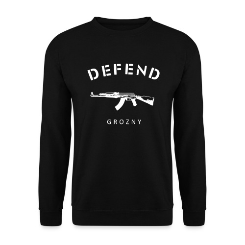 DEFEND GROZNY - Men's Sweatshirt