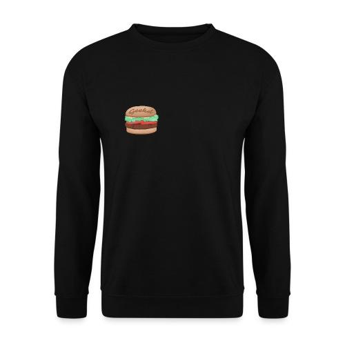 GEEKD BURGER SERIES - Männer Pullover