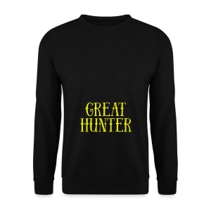 great hunter - Bluza męska