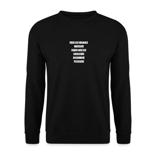 Vêtements pêche - Sweat-shirt Homme