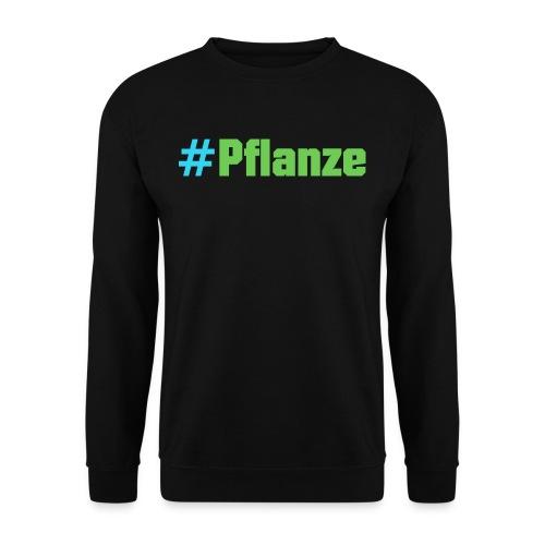 #Pflanze - Männer Pullover