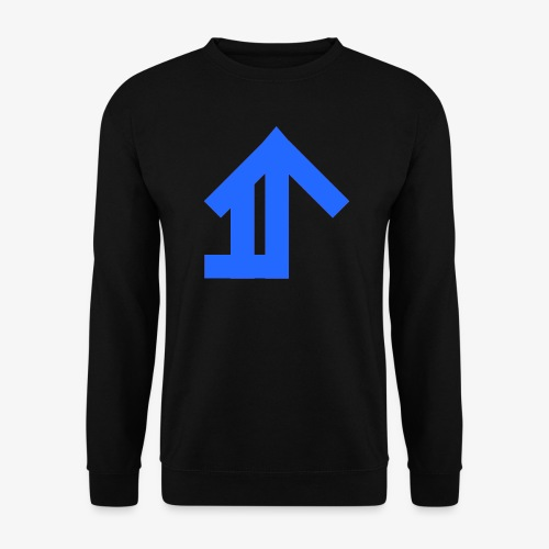 Blue Classic Design - Men's Sweatshirt