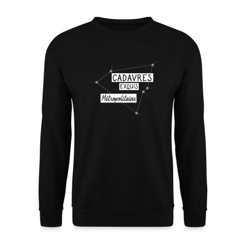 Cadavres Exquis Métropolitains - Sweat-shirt Homme