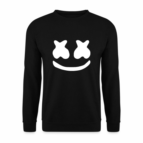 Marshmello logo - Mannen sweater