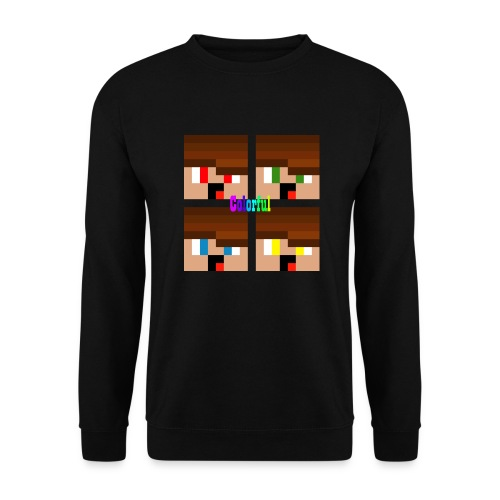 Colorful Merch - Männer Pullover