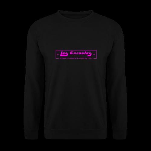 Rocking since 2001! Pink - Sweat-shirt Homme