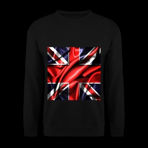 Union Jack design - Men's Sweatshirt