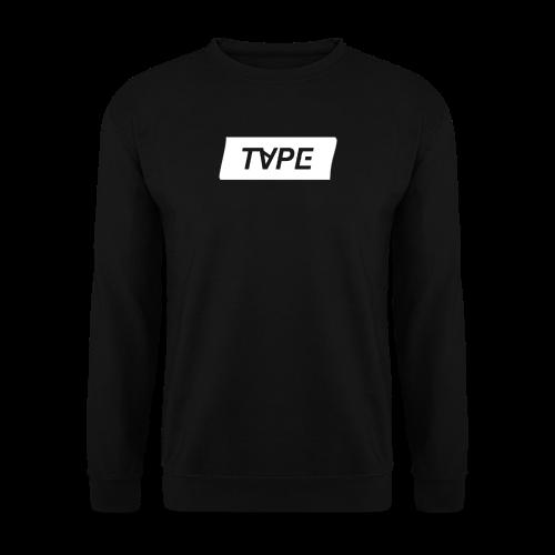 TAPE SHAPE WHITE - Mannen sweater