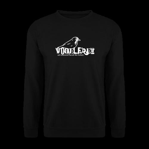 geweihbär Vogelfrei 2 - Männer Pullover