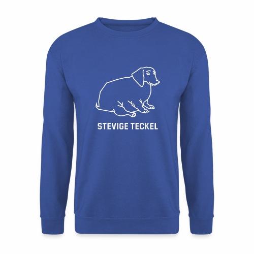 Stevige Teckel - Mannen sweater