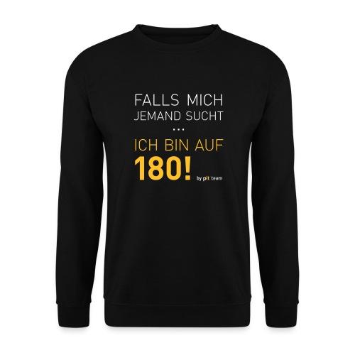 ... bin auf 180! - Männer Pullover